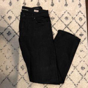 Men's black jeans 34/34